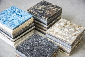 kitchen counter granite samples